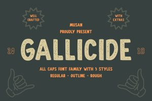 Gallicide
