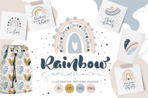 Rainbow-Scandinavian-SVG