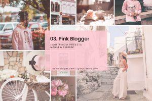 Pink-Blogger-Presets
