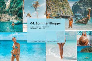Summer-Blogger-Presets