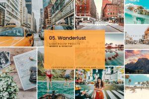 Wanderlust-Blogger-Presets