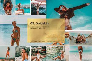 Gold Skin Presets